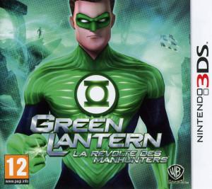 Green Lantern : La Révolte des Manhunters sur 3DS