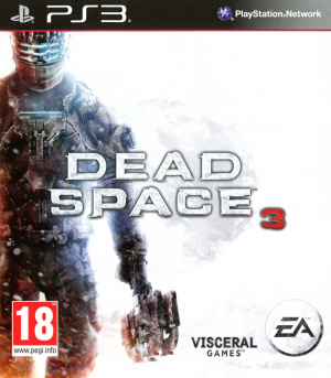 Dead Space 3 sur PS3