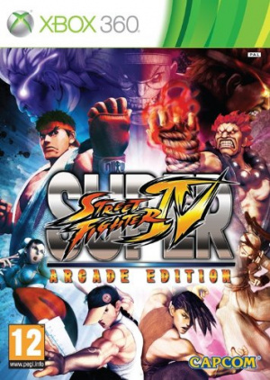 Super Street Fighter IV : Arcade Edition sur 360
