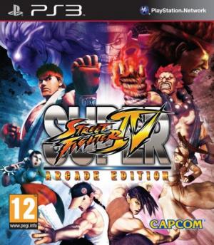 Super Street Fighter IV : Arcade Edition sur PS3
