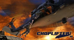 Choplifter HD sur PS3