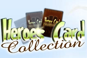 Heroes Card Collection sur Web