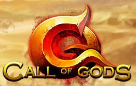 Call of Gods sur Web