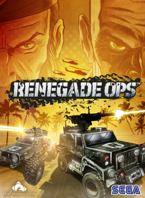 Renegade Ops sur PS3