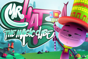 Mr. Hat and the Magic Cube sur PSP