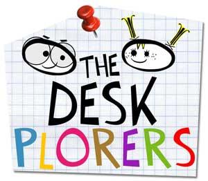 Les Deskplorers sur iOS