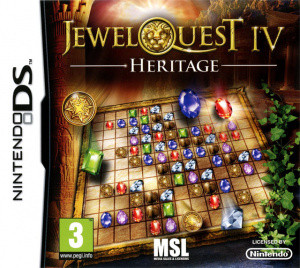 Jewel Quest IV : Heritage sur DS