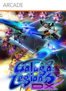 Galaga Legions DX sur 360