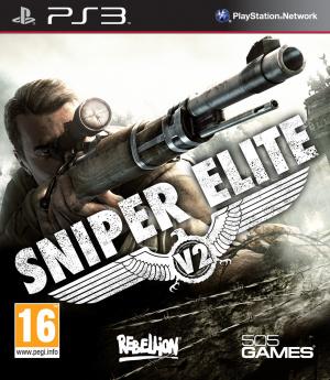 Sniper Elite V2 sur PS3