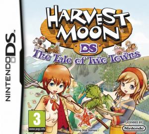 Harvest Moon : Les Deux Villages sur DS