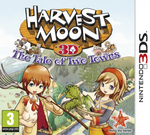 Harvest Moon : Les Deux Villages sur 3DS