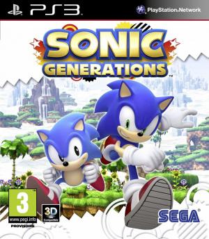 Sonic Generations sur PS3