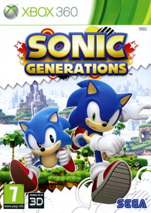 Sonic Generations sur 360