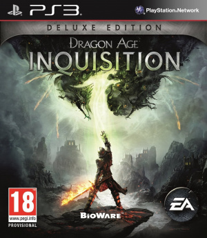 Dragon Age Inquisition sur PS3