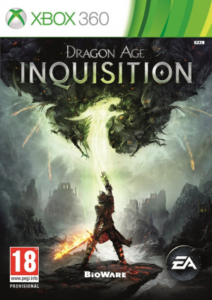 Dragon Age Inquisition sur 360