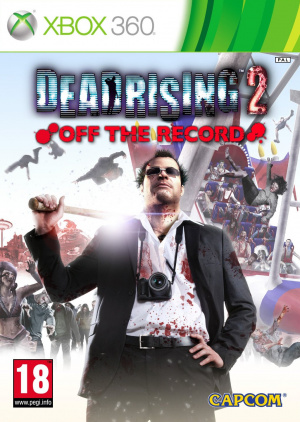 Dead Rising 2 : Off the Record sur 360