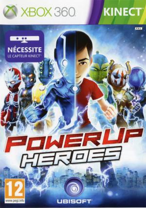 PowerUp Heroes sur 360