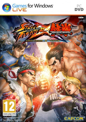 Street Fighter X Tekken sur PC