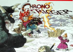 Chrono Trigger sur Wii