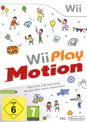 Wii Play Motion sur Wii
