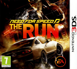 Need for Speed : The Run sur 3DS