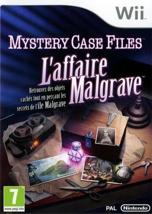 Mystery Case Files : L'Affaire Malgrave sur Wii