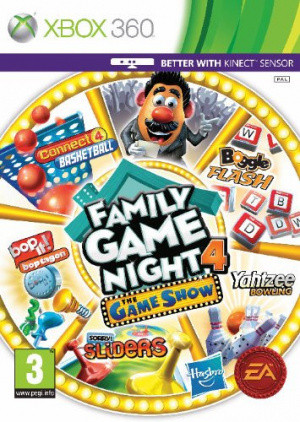 Family Game Night 4 : The Game Show sur 360