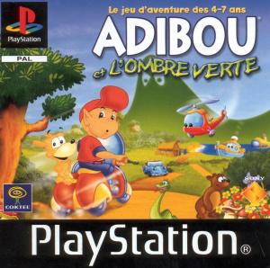 Adibou et l'Ombre Verte sur PS1