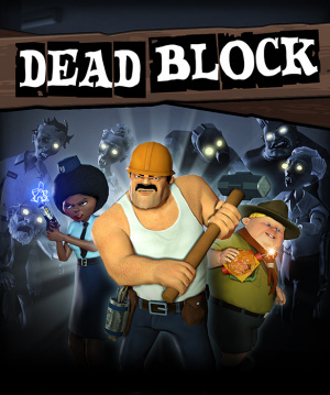 Dead Block sur PS3