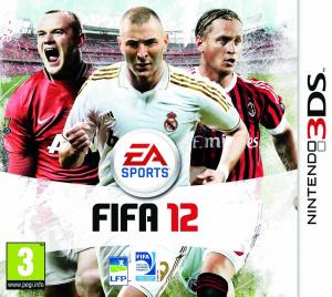 FIFA 12 sur 3DS