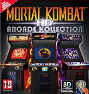 Mortal Kombat Arcade Kollection sur 360