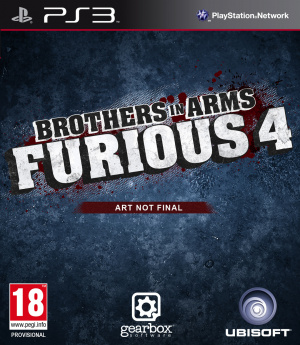 E3 2011 : Brothers in Arms 4 Furious annoncé