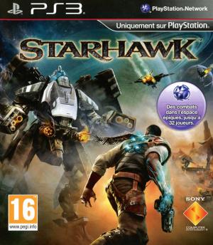 Starhawk sur PS3
