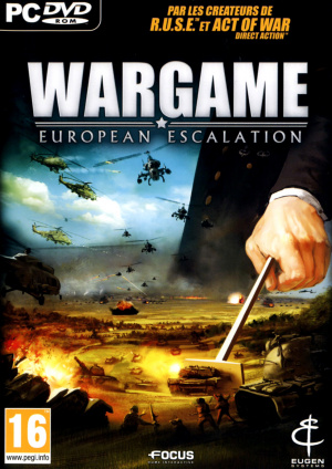Wargame : European Escalation sur PC