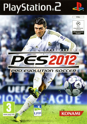 Pro Evolution Soccer 2012 sur PS2