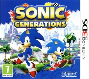 Sonic Generations sur 3DS