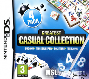 Greatest Casual Collection sur DS