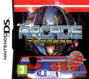 Retro Arcade Toppers sur DS