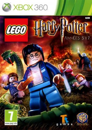 LEGO Harry Potter : Années 5 à 7 sur 360