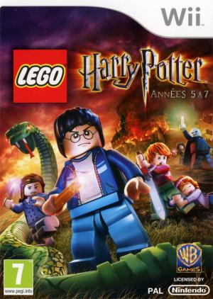 LEGO Harry Potter : Années 5 à 7 sur Wii