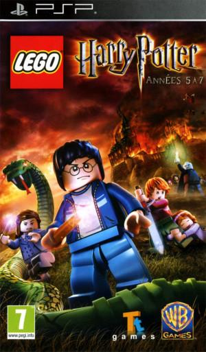 LEGO Harry Potter : Années 5 à 7 sur PSP