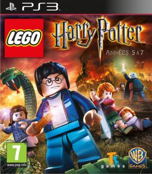LEGO Harry Potter : Années 5 à 7 sur PS3