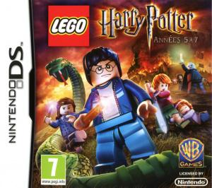 LEGO Harry Potter : Années 5 à 7 sur DS