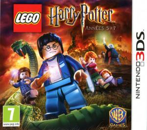 LEGO Harry Potter : Années 5 à 7 sur 3DS