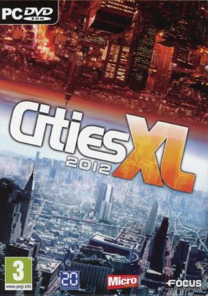 Cities XL 2012 sur PC