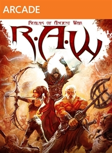R.A.W. Realms of Ancient War sur 360