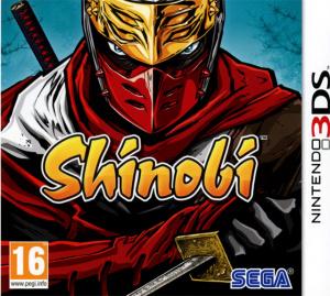 Shinobi sur 3DS