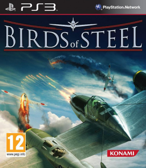 Birds of Steel sur PS3