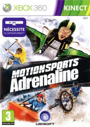MotionSports Adrenaline sur 360