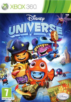 Disney Universe sur 360